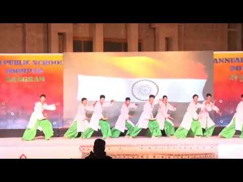 Patriotic Dance | Jab zero diya | Anita's choreography