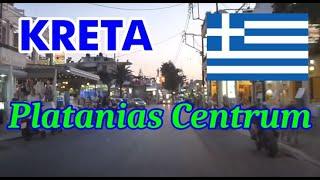 Kreta - Platanias Centrum