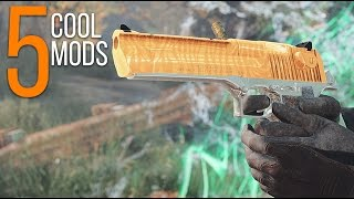 5 Cool Mods - Episode 45 - Fallout 4 Mods (PC/Xbox One)
