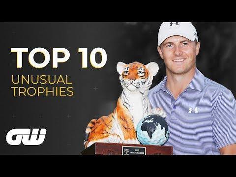 Top 10: UNUSUAL Trophies   Golfing World