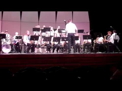 Erik Ramstad Middle School Jazz Band- Watermelon Man