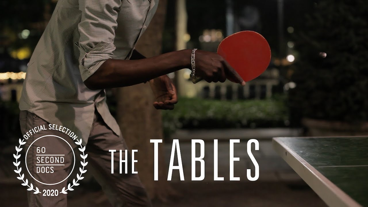 The Tables | 60 SECOND DOCS OFFICIAL SELECTION