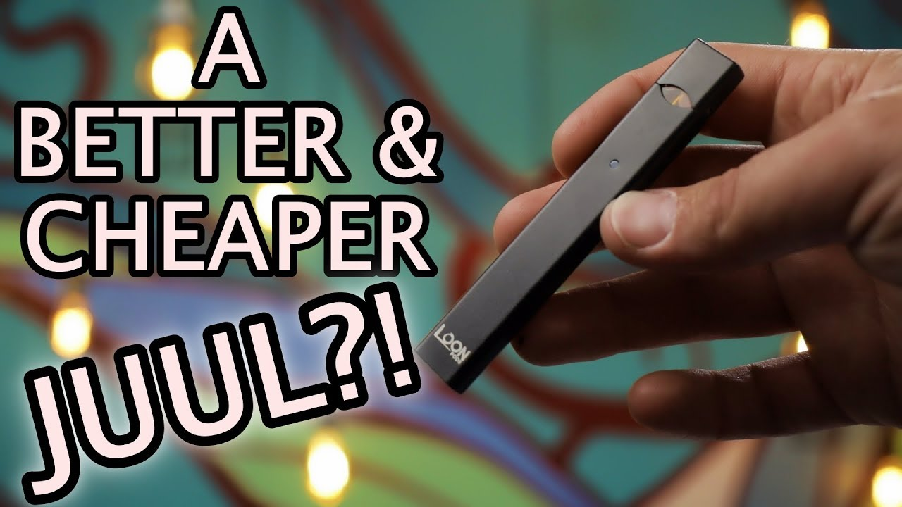 JUUL Killer! Loon Pods Pod System - Cheaper Than JUUL