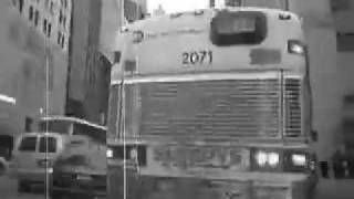 Jon Par's BUS ONTO FIFTH AVENUE Film# 656