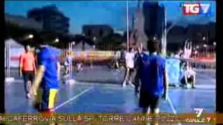 24-07-2012: Servizio Canale7 Notte Bianca del Volley 2012