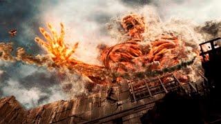 Атака титанов. Фильм второй: Конец света - Русский трейлер (2015)