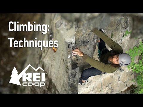 Rock Climbing Climbing Techniques