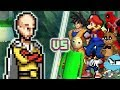 LEVEL UP: Saitama until he loses. (Saitama vs Sonic.EXE, Goku, Mario, Baldi, & More) Animation