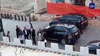 ولي العهد يشارك شباناً إفطارهم في محيط قلعة الكرك (22-5-2019)