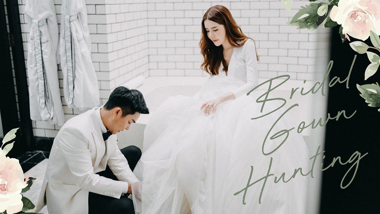 Bridal dress hunting in HongKong ตามหาชุดเจ้าสาวที่ฮ่องกงกับแคทตี้