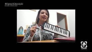 Espaço educação - Peteca e instrumento musical