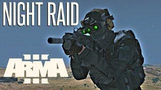 US SOCOM NIGHT RAID - ArmA 3 Milsim Operation