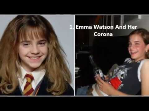 Harry Potter Stars Don't Want You To See