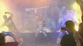 THE ELITE (The Young Bucks & Kenny Omega) vs KUSHIDA, Matt Sydal, & ACH