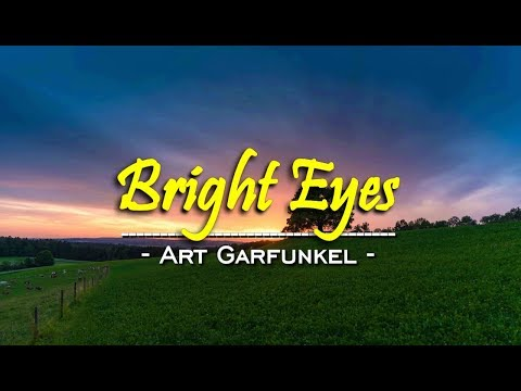 Bright Eyes - Art Garfunkel (KARAOKE)
