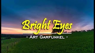Bright Eyes - Art Garfunkel (KARAOKE VERSION)