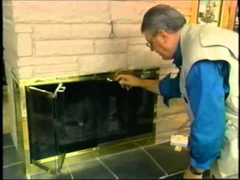 Shell Busey converts a fireplace from wood to natural gas. For more videos or to ask Shell a question on any home improvement topic