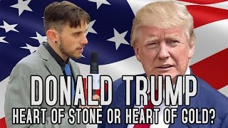 Donald Trump: Heart of Stone or Heart of Gold? (Surgeon Simulator)