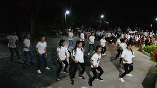 Hip Hop Dance Competition of EDM BMC  2018 Foyer (Syna )