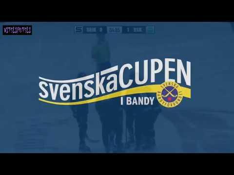 Кубок Швеции по хоккею с мячом 2019, Сандвикен – Вестерос