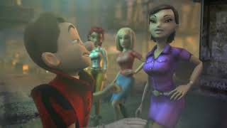 Leisure Suit Larry Box Office Bust video  game Cinematic Trailer( Xbox360,pc)