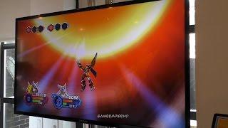 Digimon All-Star Rumble - Agumon (WarGreymon) vs Gabumon (MetalGarurumon)