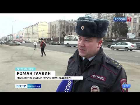Следком займется гонкой в Петрозаводске, которая привела к серьезной аварии