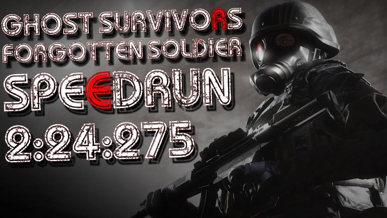 RESIDENT EVIL REMAKE FORGOTTEN SOLDIER [PC-60FPS]