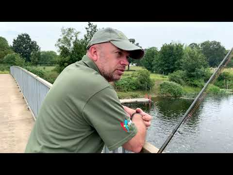 Talking Tackle @ Castle Mill/Barford Lock (Lure Fishing)