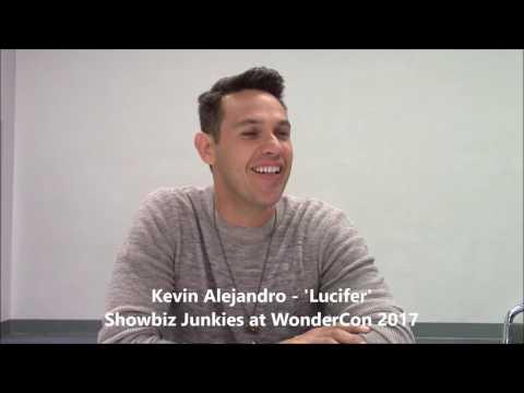 Lucifer  Kevin Alejandro , Season 2 WonderCon 2017