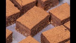 บราวนี่ชีสเค้กช็อกโกแลต Chocolate Cheesecake Brownies