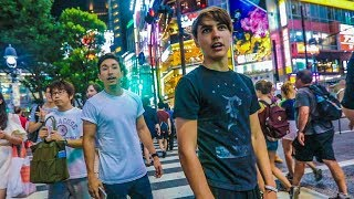 OUR FIRST DAY IN TOKYO! w/ Brennen & Colby