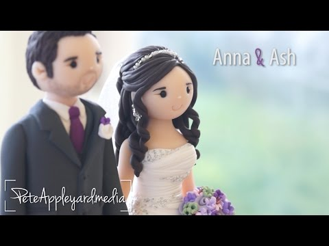 Anna & Ash - Cornish Wedding at Veryan Church