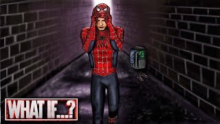 WHAT IF PETER PARKER DIDN'T GIVE UP BEING SPIDER-MAN?