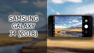 Обзор смартфона Samsung Galaxy J4 (2018)