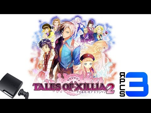 Tales of Xillia 2 - RPCS3 TEST (InGame)