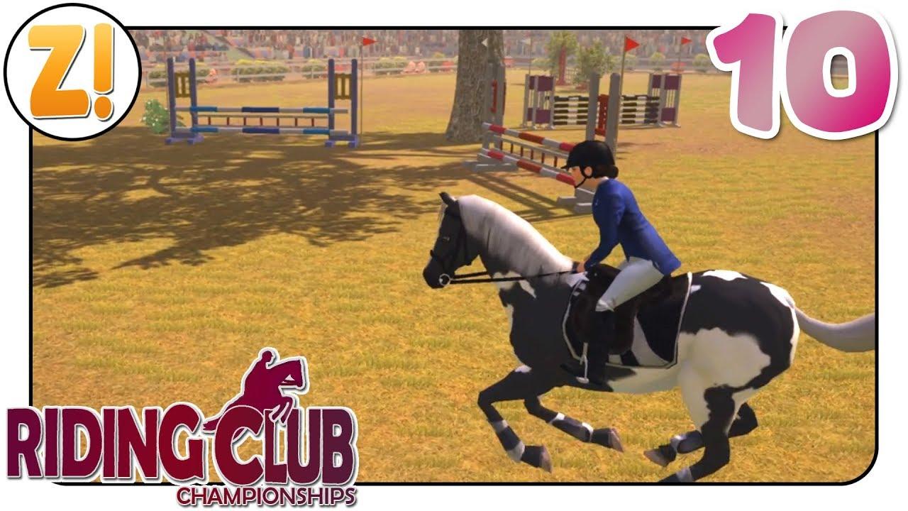 Riding Club Championships: Cash's und mein erstes Turnier ...