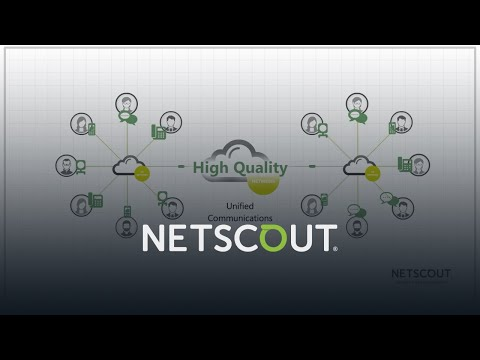 Harness Network Information, Master Your Digital Future with NETSCOUT