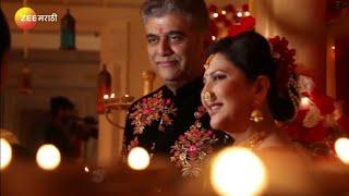 Rang Punha Ala | Agabai Sasubai | Wedding Song | Zee Marathi | Aarya Ambekar, Swapnil Bandodkar