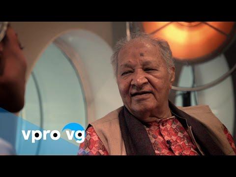 Giovanca interview with Pandit Hariprasad Chaurasia (live @TivoliVredenburg Utrecht)