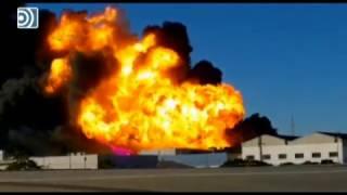 Espectacular incendio en una empresa química de Paterna