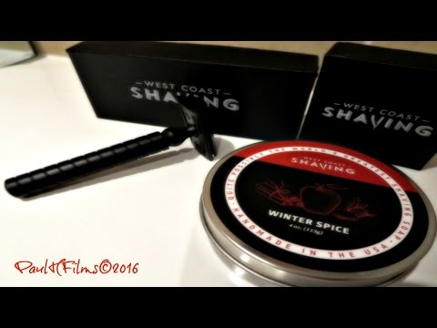 West Coast Shaving - New Stainless Steel Razor