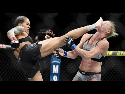 #Amanda Nunes Vs #Holly Holm HD