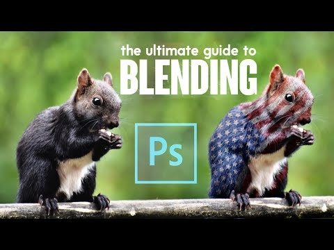 Ultimate Guide To Blending In Photoshop