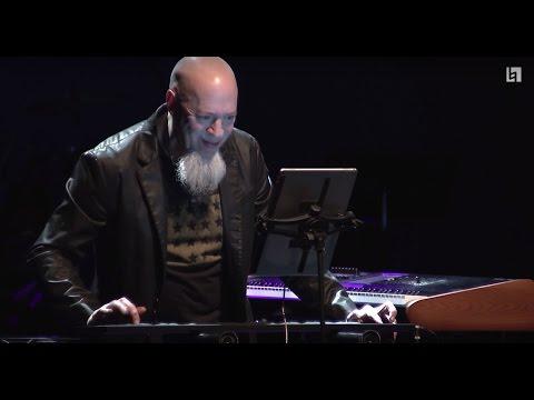 Jordan Rudess - Roli Bash (Live at Berklee)