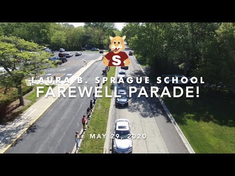 Sprague School Farewell Parade