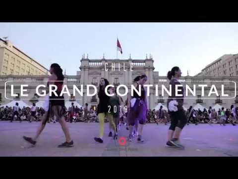 Le Gran Continental Chile 2018 - Plaza de la Ciudadanía