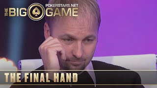 The Big Game S1 ♠️ W1, E5 ♠️ Negreanu BLUFFS against Phil Laak and Tony G  ♠️ PokerStars Global