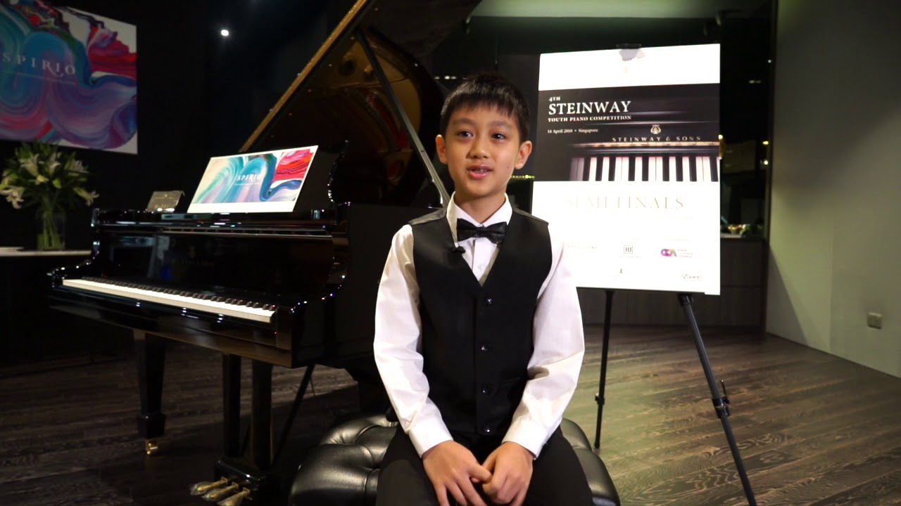 4th Steinway Youth Piano Competition