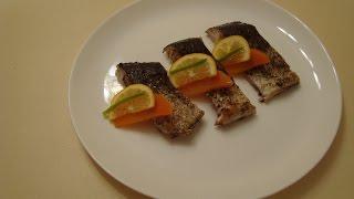 Запечений товстолоб/Запеченный толстолоб/Baked silver carp